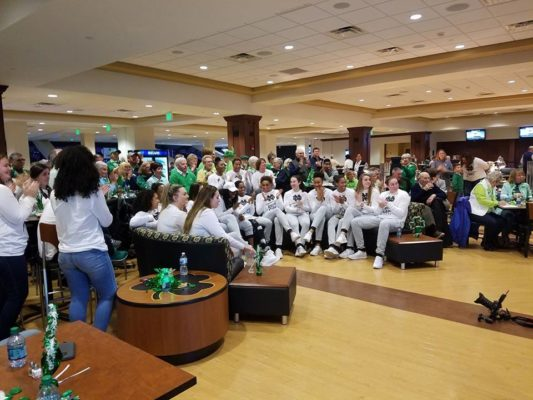 ND Women's Basketball Watch Party