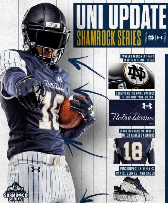8be50f334 Let s Fix the Shamrock Series Uniforms - Her Loyal Sons