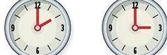 Cambio de hora la noche del sábado al Domingo de Ramos