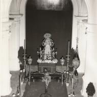 Traslado nueva capilla 1966
