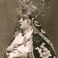 Antigua Virgen Bidón
