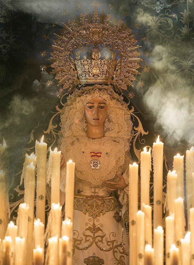 esperanza separata pregón semana santa linares