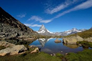 Matterhorn_with_Riffelsee_14