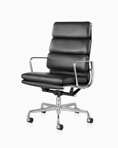Eames Soft Pad Office Chairs Herman Miller