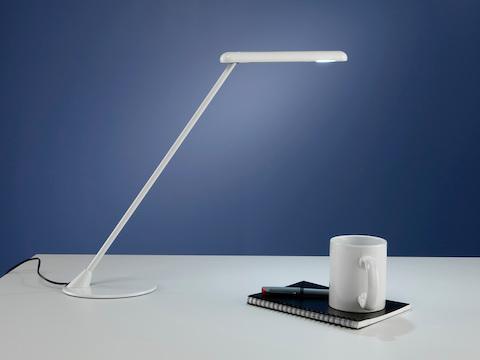 flute desk lamp herman miller
