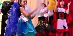 Kinder bringen Farbe in die Welt