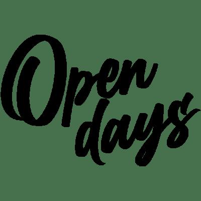HGB open days
