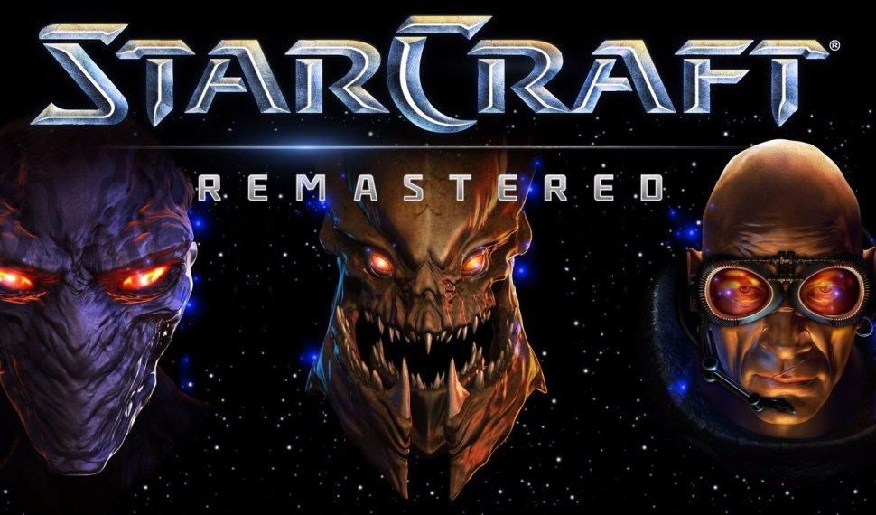 StarCraft: Remastered llega el 14 de agosto.. Mi vida por Aiur