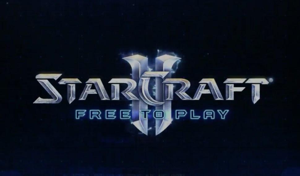 #Cañonazo STARCRAFT 2 se vuelve Free to Play