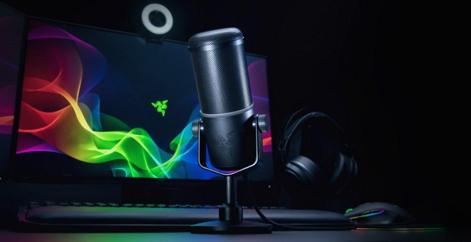 Razer lanza un Micrófono para Streamers.. Razer Seiren Elite