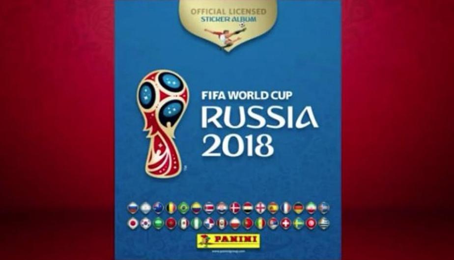 Ya tenemos nuestro Album del Mundial 2018 de Panini