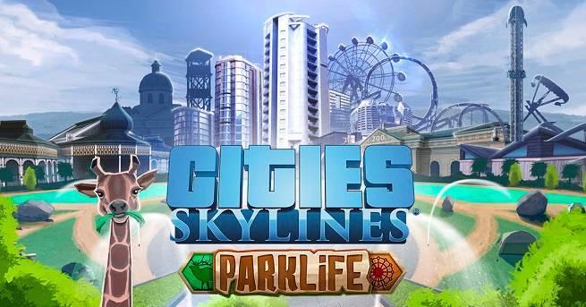 Conoce el nuevo DLC de Cities: Skylines Parklife