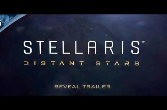 Conoce el nuevo Story Pack de Stellaris: Distant Stars