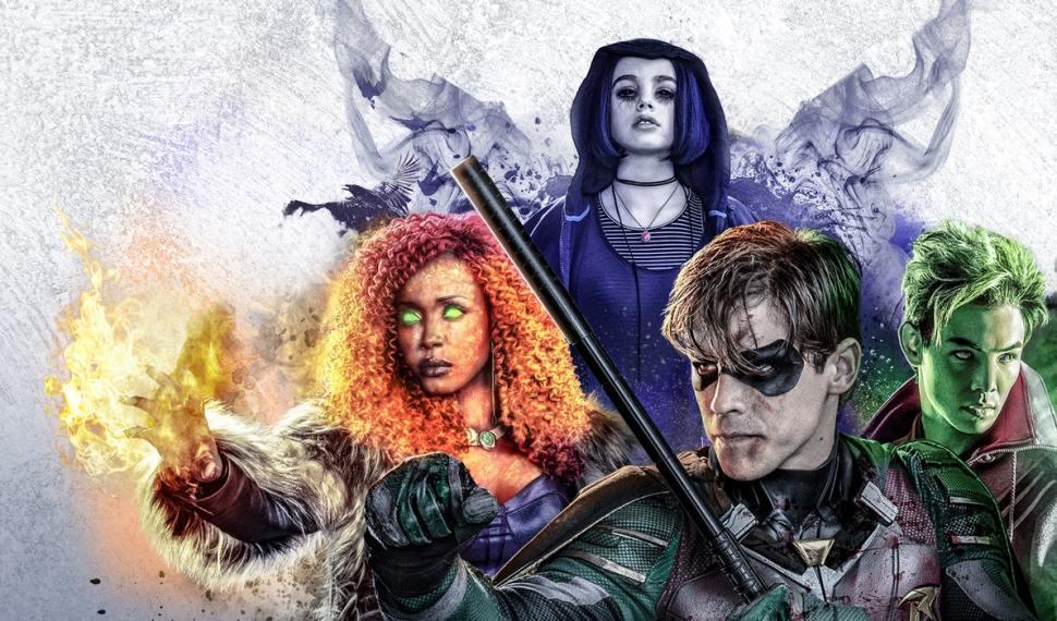 DC TITANS llegó a Netflix y te presentamos la reseña.