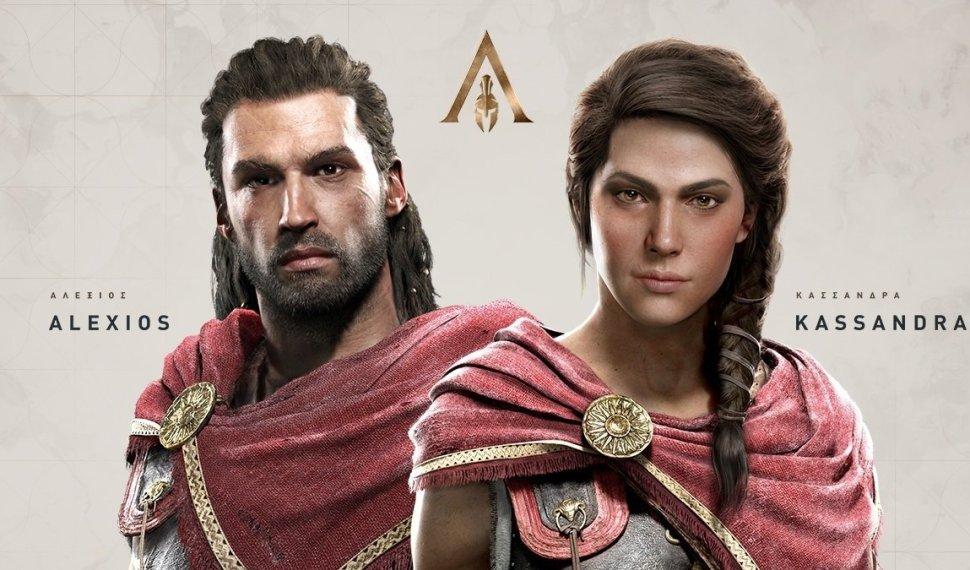 Sigue las Aventuras de Kassandra en Assasins Creed Odyssey