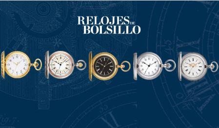 La Nueva Colección de Relojes de Bolsillo de Salvat Mexico
