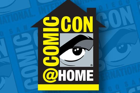 Programa de Conferencias Comic-Con@Home Domingo 26 de Julio 2020
