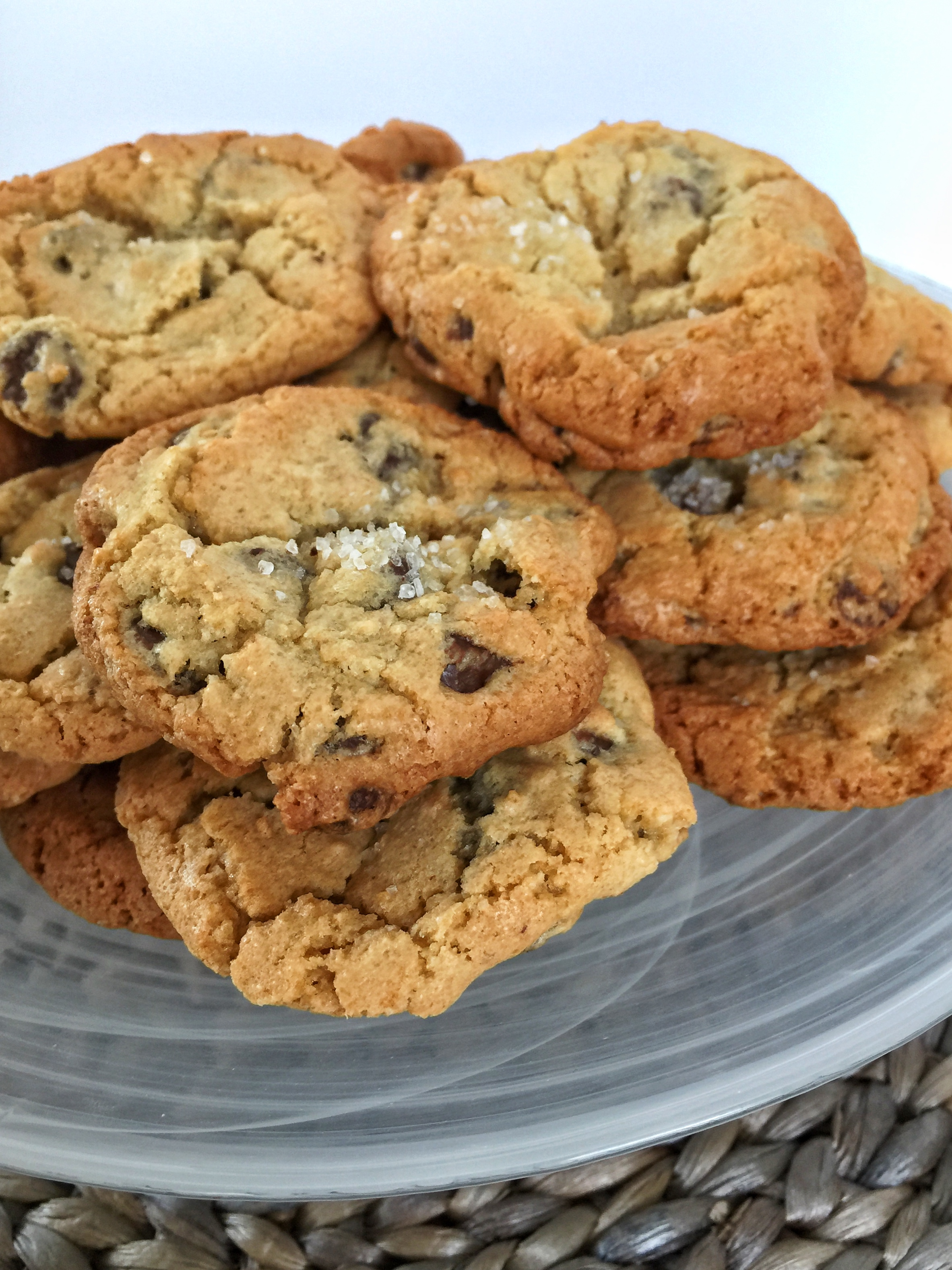 Milk Chocolate Chip Cookies Without Brown Sugar