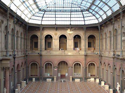 Palais des Estudes in 2005 BEFORE restorations