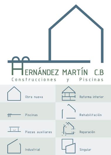 hernandez martin cb - construccion - viviendas y piscinas