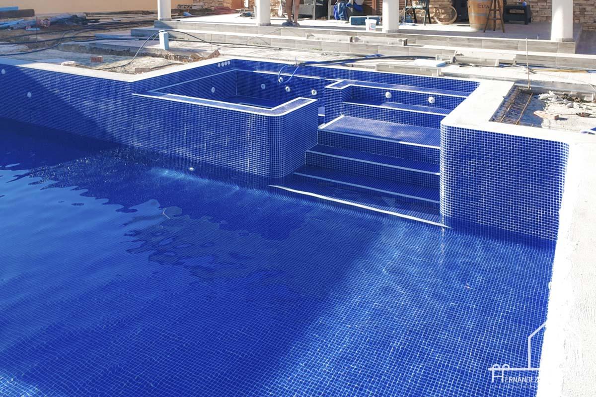 hernandez martin construcciones y piscinas experiencia obra piscina jacuzzy zamora salamanca valladolid