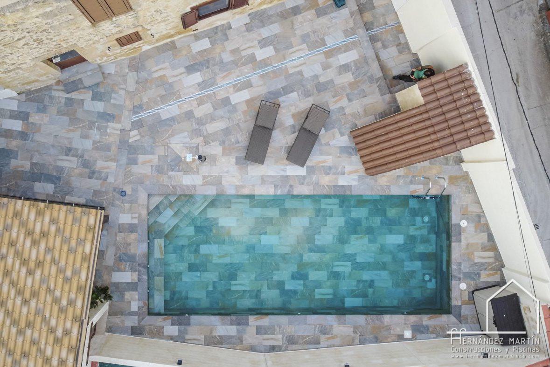 hernandez martin construcciones y piscinas carretero experiencia obra piscina zamora 2021 plaqueta ceramica rosagres