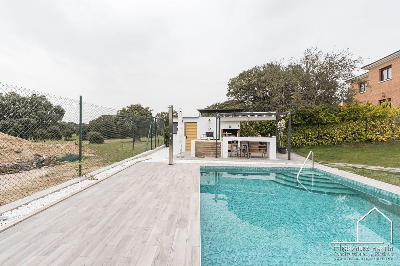 hernandez martin construcciones y piscinas experiencia obra piscina zamora salamanca valladolid dehesa cuatro calzadas
