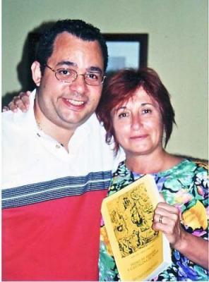 La gran historiadora, Cartagena, Hernán Urbina Joiro