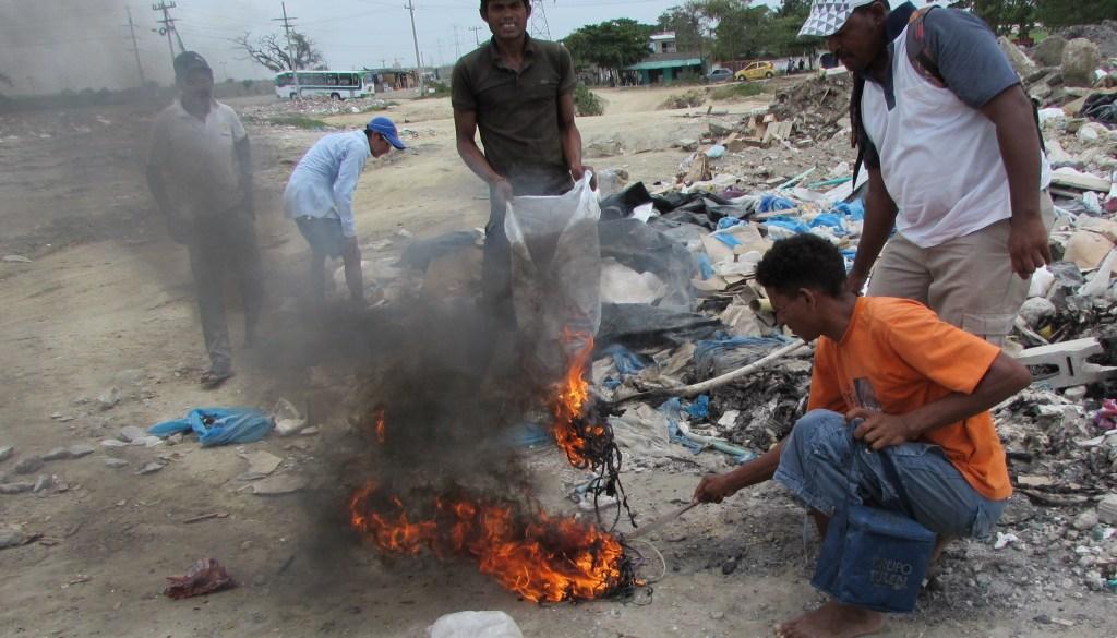 cambio climático, pobreza