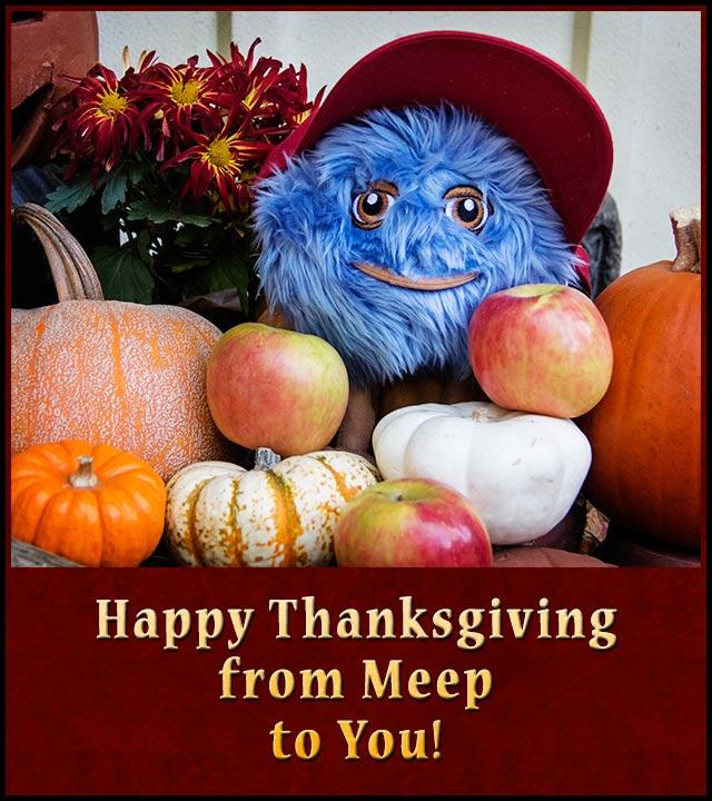 Thanksgiving Meep