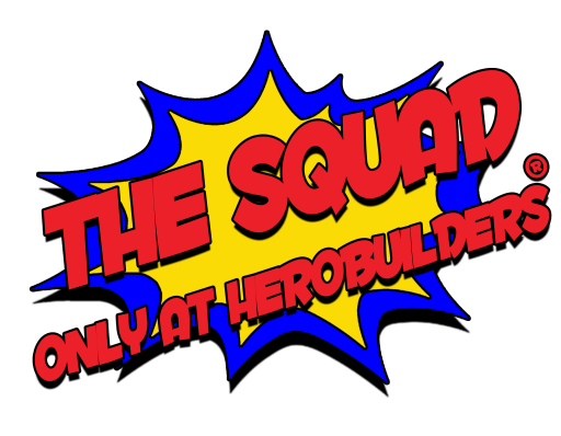 The Squad Dolls Logo