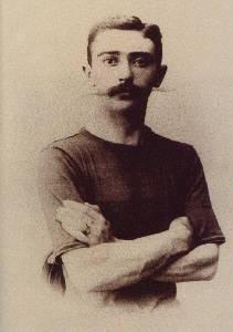 Le baron Pierre de Coubertin (1863-1937)