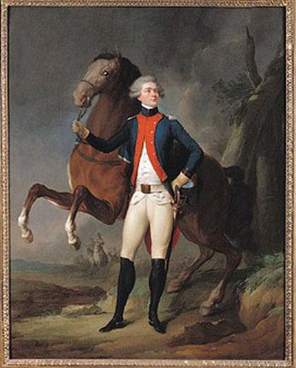 Lafayette, par Jules Boilly (musée de Versailles)