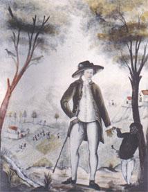 Planteur de Saint-Domingue (musée de Nantes)