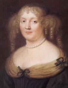 Mme de Sévigné, par Robert Nanteuil (Paris, musée Carnavalet)