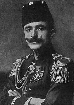 Enver Pacha (22 novembre 1881 - 4 août 1922)