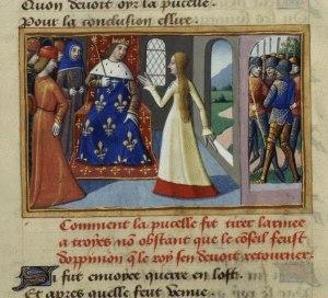 L'histoire dans l'Histoire – 25 février 1429
