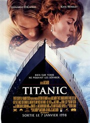 Titanic, le film de James Cameron (1997)