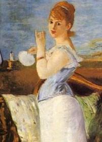 Edouard Manet, Nana, 1877, Hamburger Kunsthalle, Hambourg