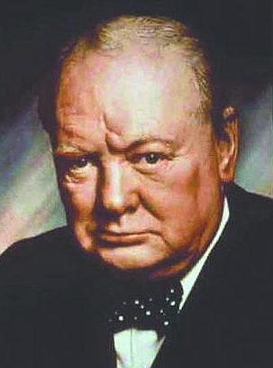 Winston Churchill (1874-1965)