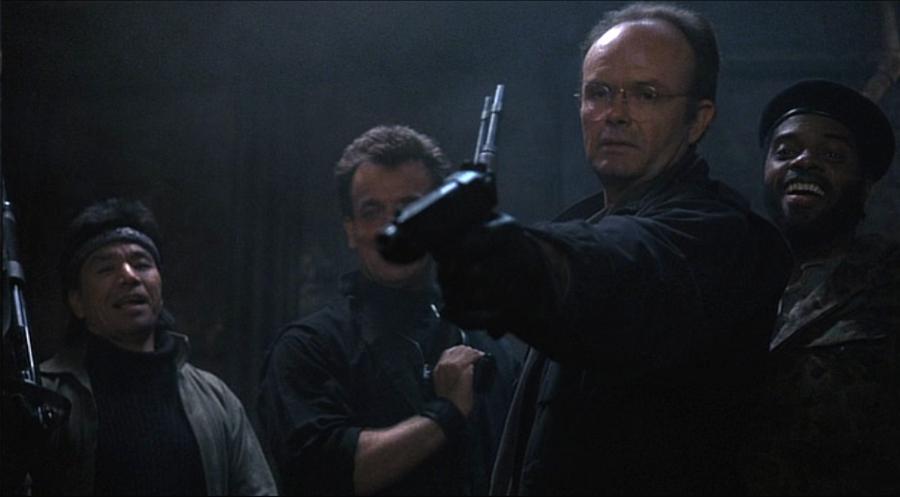 Image result for clarence boddicker guns guns guns