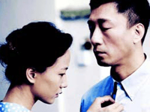 May Wang and Sun Honglei in 'Lethal Hostage'