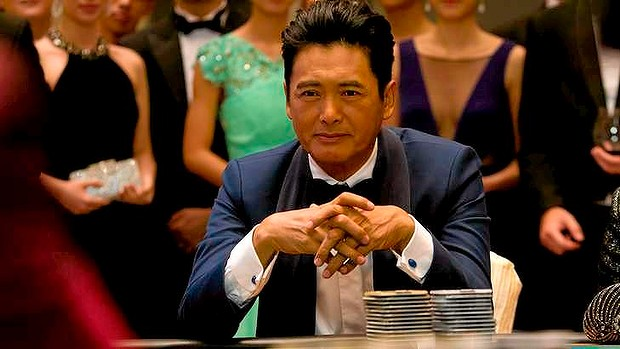 Chow Yun Fat in From Vegas to Macau