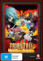 Fairy Tail Phoenix Princess DVD cover
