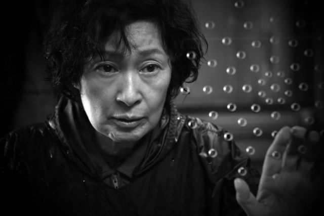 Bong Joon-ho's Mother, now in monochrome