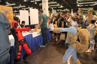 Deadpool vs. Squirrel Girl