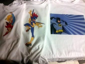Homemade T-Shirts