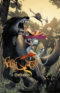 Fairy Quest Outcasts #1