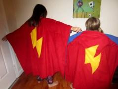 Super Blanky: Lightning Strikes!