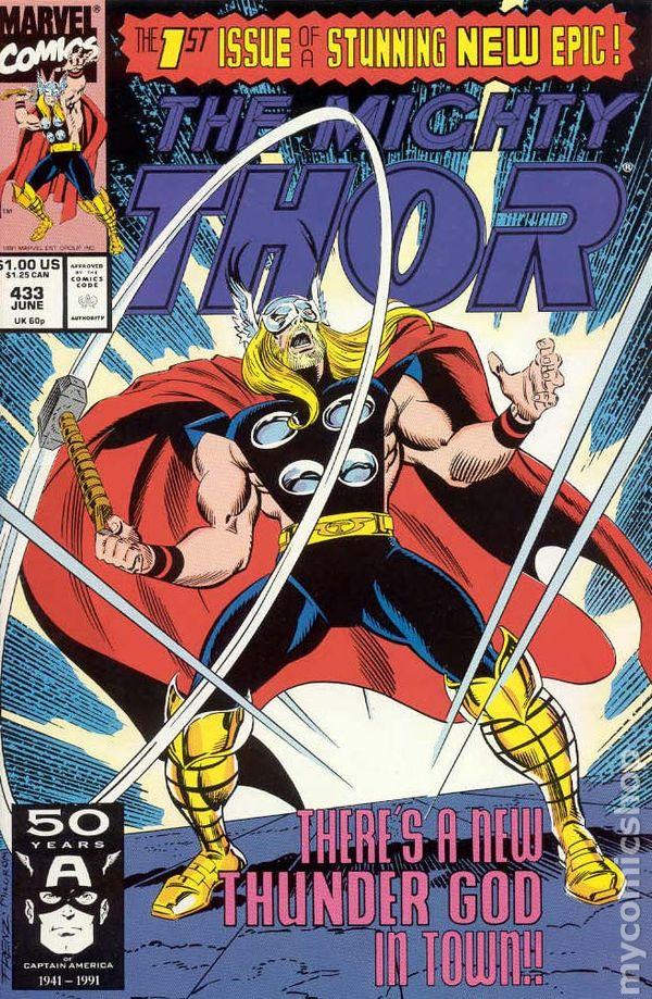 Eric Masterson as Thor